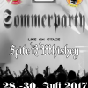 Ankündigung Sommerparty 2017